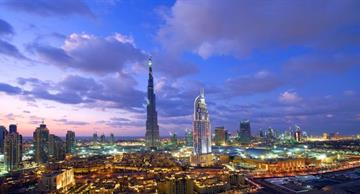 You should see it! 5 most beautiful showplaces in Dubai!