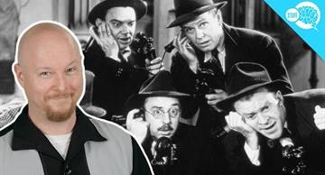 Why Do People In Old Movies Talk Weird?