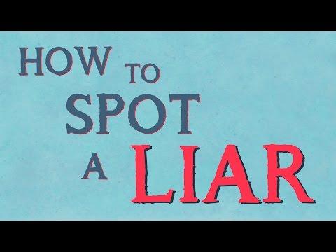 Как распознать ложь - это гораздо легче, чем вы думаете!
