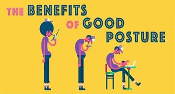 Why is good posture so important – a detailed and clear explanation!