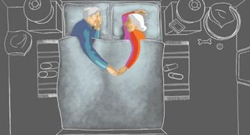 This moving poem about finding love at 85 will bring tears to your eyes