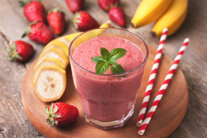 health Story: Simple Refreshing Summer Smoothie
