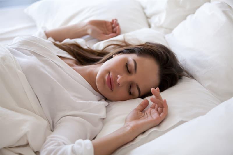 Personality Story: favorite sleep position sleeping personality Free fall