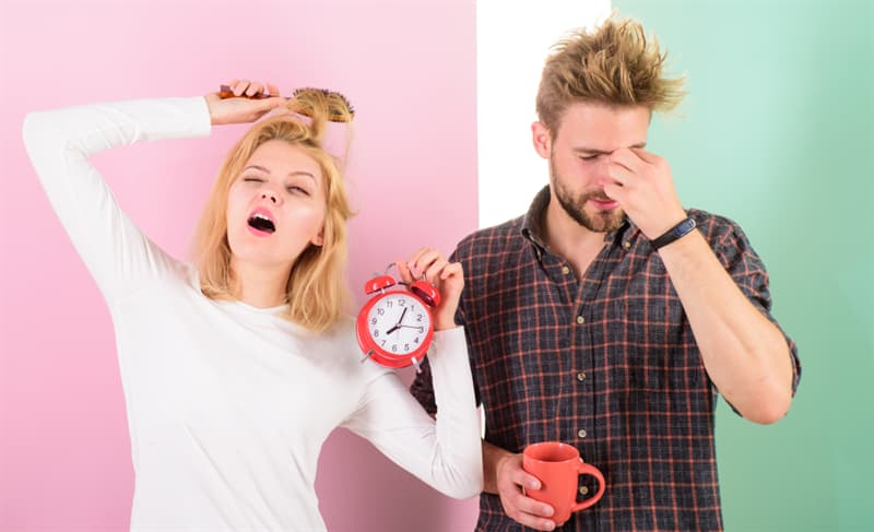Personality Story: effective ways to reduce stress Getting enough sleep
