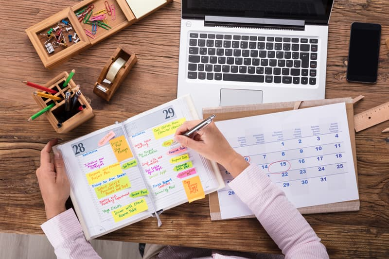 Personality Story: effective ways to reduce stress Planning