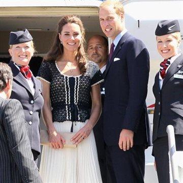 Общество Story: Члены королевской семьи имеют свои правила перелёта