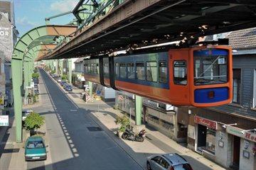 Наука Story: В Германии есть необычный вид общественного транспорта