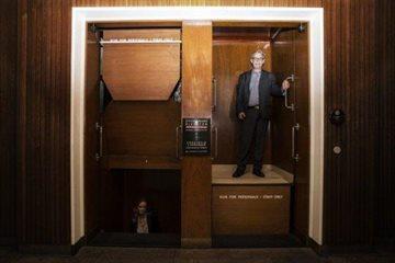 Наука Story: Лифты без дверей