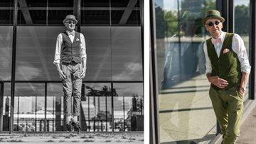 Story: Самый-самый модный дедушка в мире! Его чувству стиля стоит подивиться!