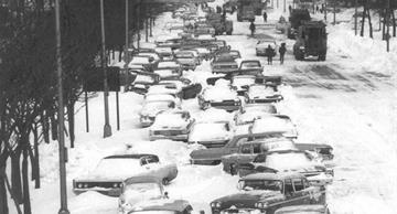5 Biggest Snowstorms of All Time