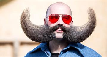 The most incredible beards of 2015 from World Beard and Moustache Championship!