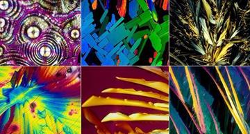 15 incredible photos of alcoholic beverages under a microscope!