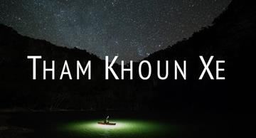 Tham Khoun Xe - one of the largest river caves in the world!