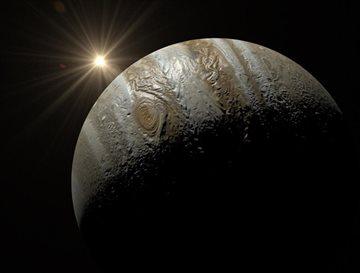 Наука Story: Видео астрономов-любителей: небесный объект врезался в Юпитер