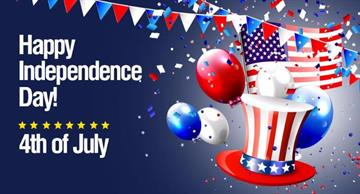 Happy Independence Day: learn something new about one of America's major holidays!