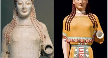 The main secret of antiquity: this is how ancient statues really looked