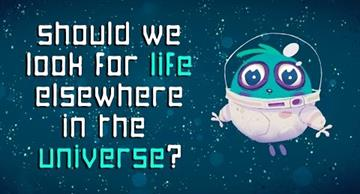 Are we alone in the universe: should this question be asked?