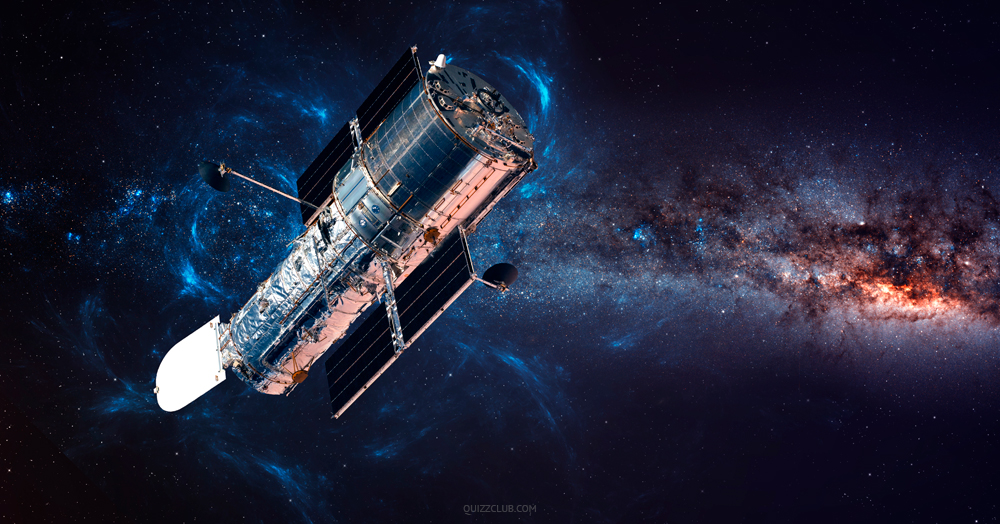 Hubble Space Telescope: the most fascinating... | QuizzClub