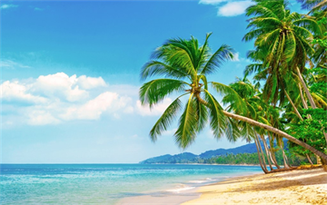 Most wonderful beaches from all over the world