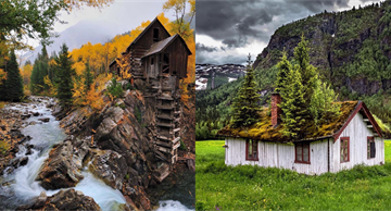 Beautiful but abandoned - incredible pictures of deserted places