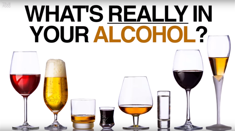 Mind-blowing facts about alcohol you didn't know before