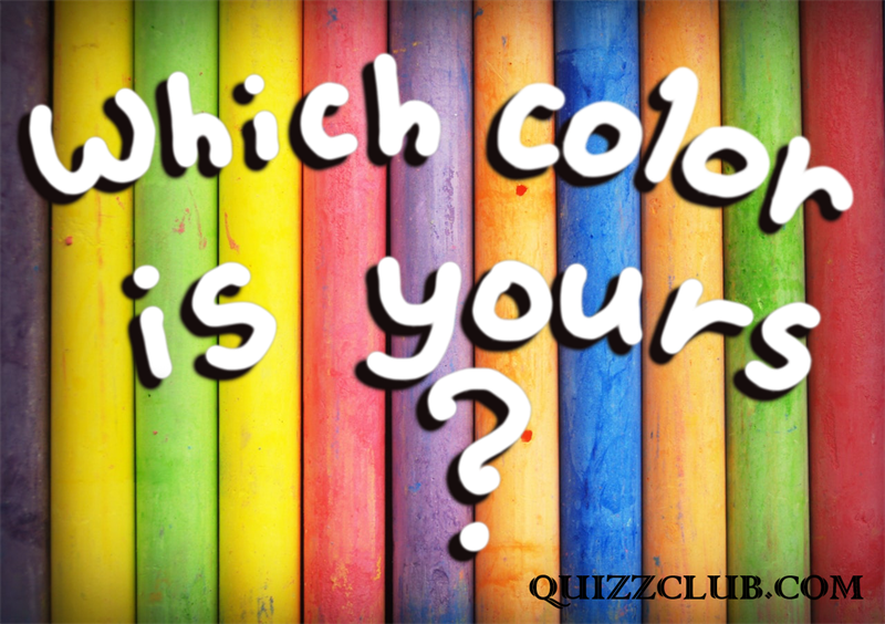 The wonderful influence that different colors have on us