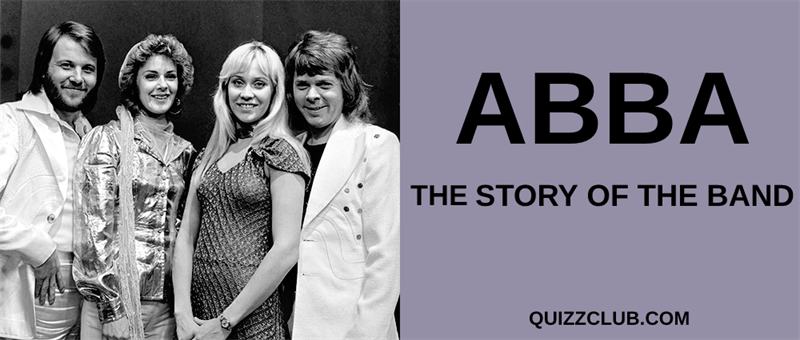 Quartet ABBA: the story of ascending