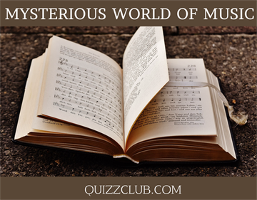 The world of music: how we got the notes