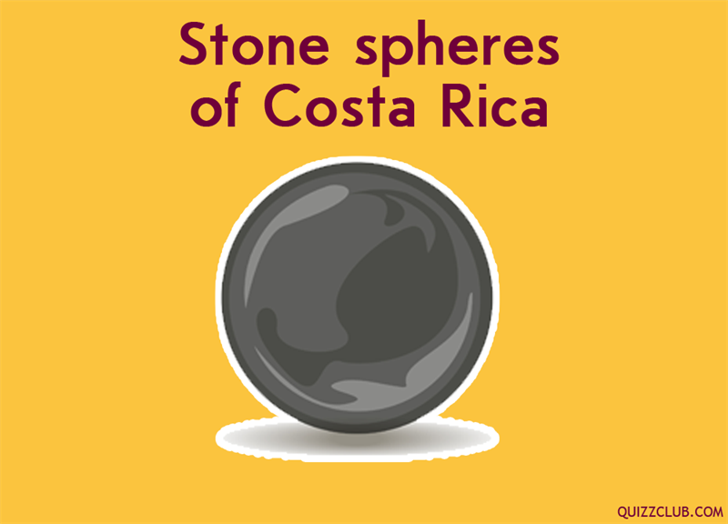 History Story: Stone spheres of Costa Rica