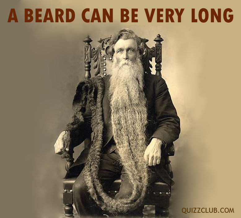 Science Story: Astonishing facts about beards you've never heard before #3