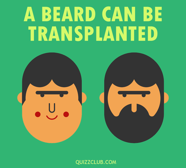 Science Story: Astonishing facts about beards you've never heard before #4