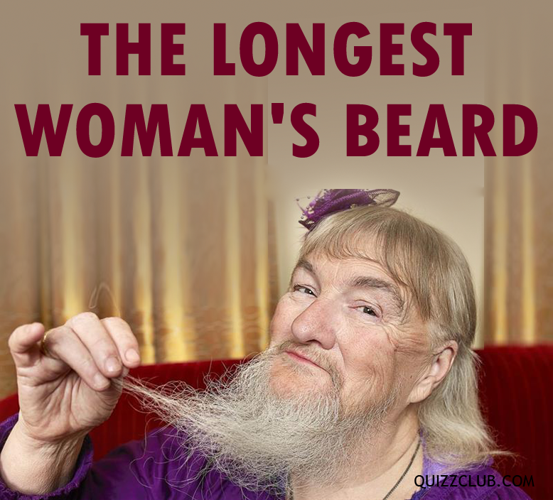 Science Story: Astonishing facts about beards you've never heard before #6