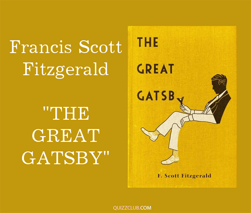 "Culture Story: 9. Francis Scott Fitzgerald ""The Great Gatsby"""