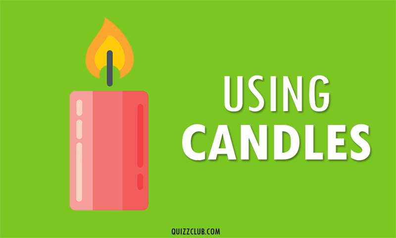 Society Story: Using candles