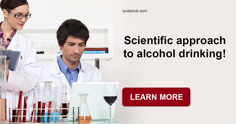 Science Story: ​Science knows which feelings different kinds of alcohol provoke in us