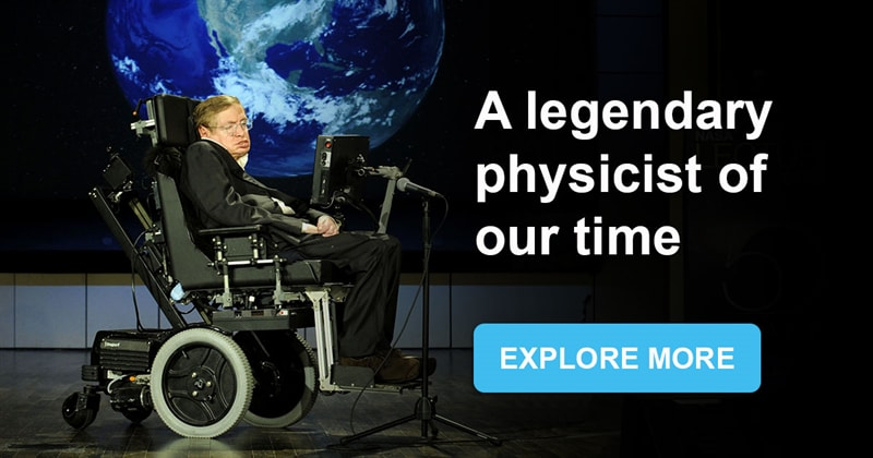 Science Story: 10 cool and fascinating facts about Stephen Hawking