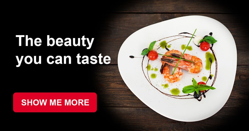 Story: Haute cuisine meals - real masterpieces that you can taste