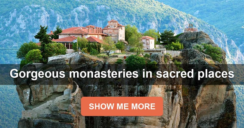 Geography Story: You have never seen such astonishing and beautiful monasteries