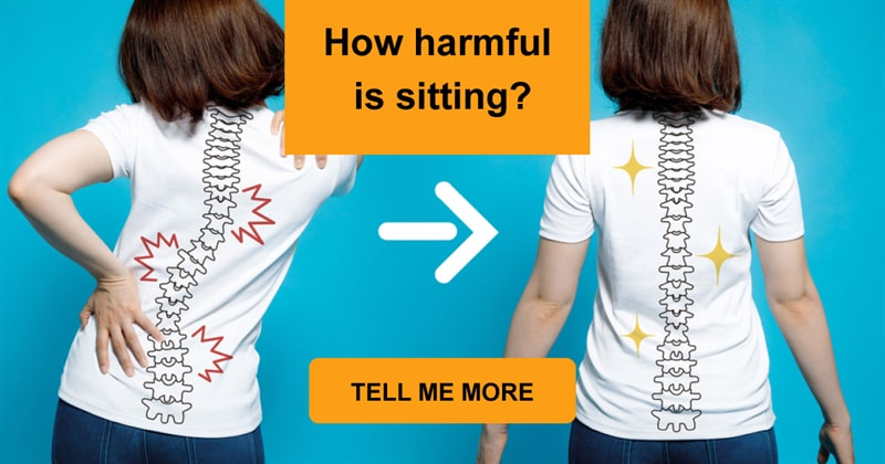 Society Story: Here are the best reasons why you shouldn't sit for several hours a day