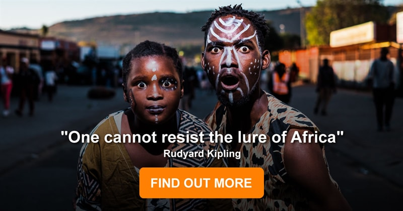 Culture Story: Impressing Africa - the land of contrasts