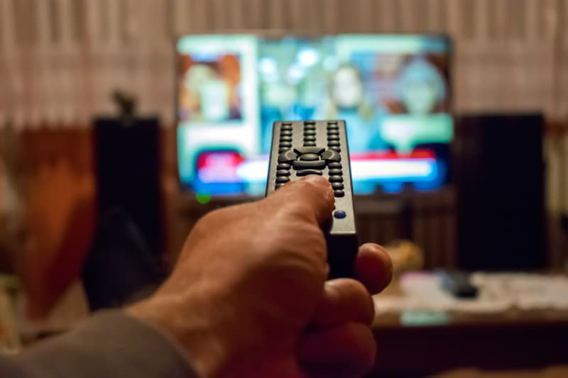 Geography Story: #8 In the United States people watch TV more than 4 hours a day