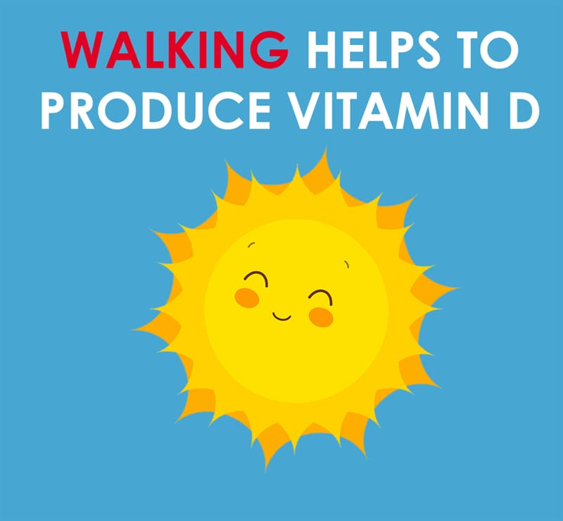 Society Story: It helps to produce Vitamin D