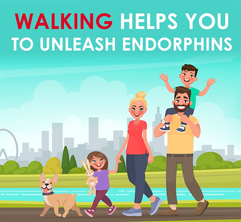 Society Story: It helps you to unleash endorphins