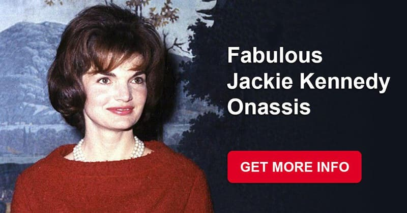 History Story: 7 little-known facts about fabulous Jackie Kennedy Onassis