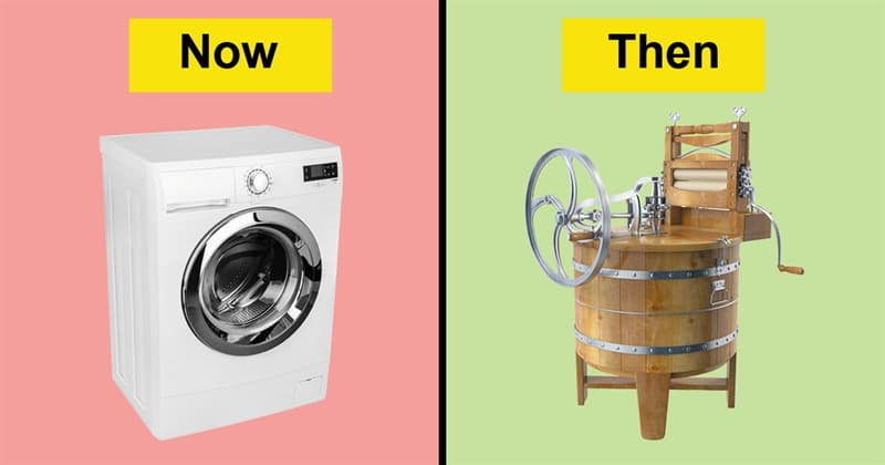 History Story: #3 Washing machine
