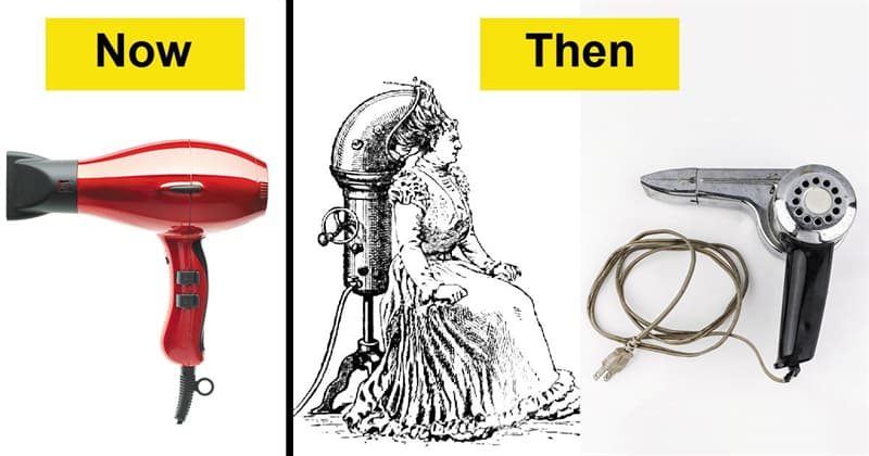 History Story: #6 Hair dryer