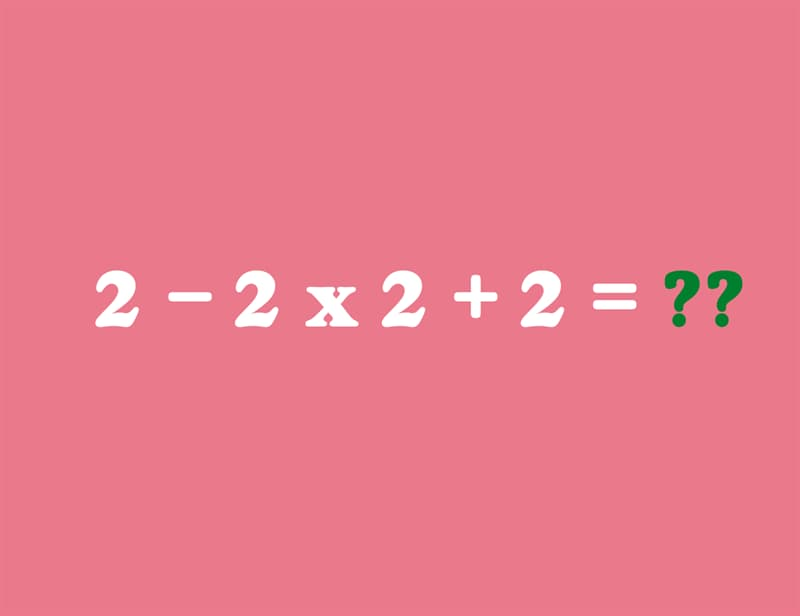 These 10 math riddles seem easy, but at least    | QuizzClub