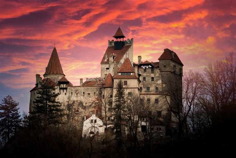 Geography Story: #11 Bran Castle, Romania
