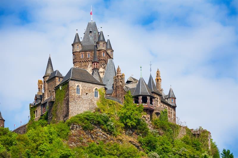 Geography Story: #14 Reichsburg Cochem, Germany