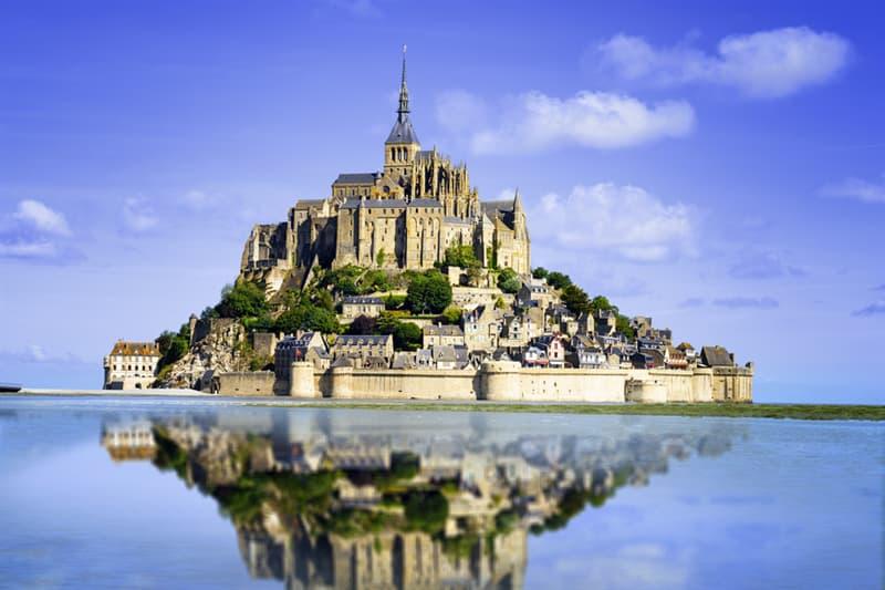 Geography Story: #15 Mont Saint Michel, France
